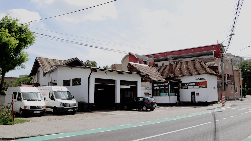 Sediu vulcanizare MobilAuto